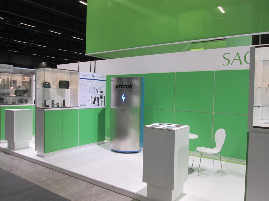 Fachmesse Swisstech 2016