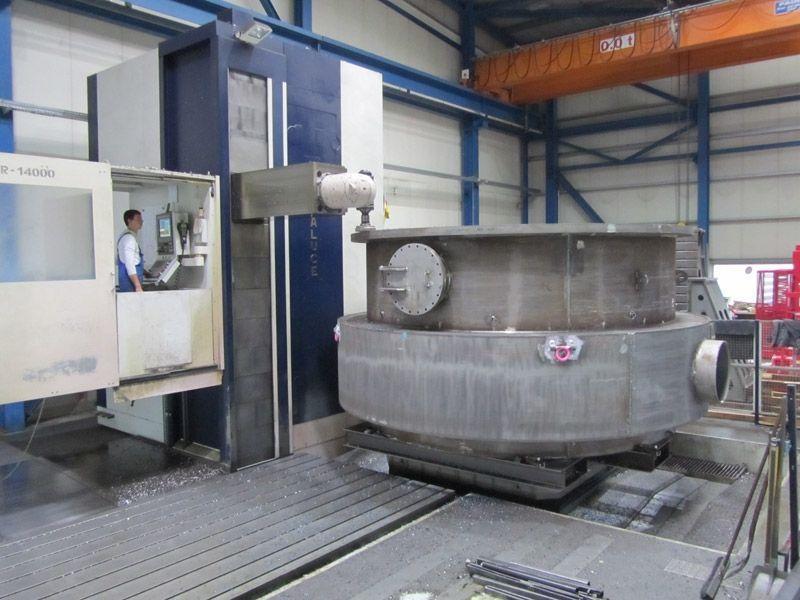 CNC Bohr- und Fraestechnik Bimatec-Soraluce FR 14000